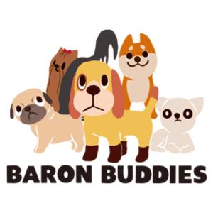 中野シロウデザイン 「BARON BUDDIES」登場!のイメージ