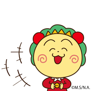 LINE「コジコジ ナンセンス!スタンプ」配信開始!のイメージ